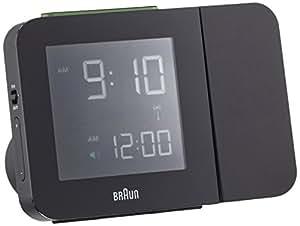 Braun BNC015 Réveil électronique Noir