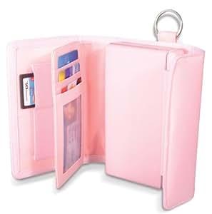 Competition Pro Pink Lite Folio Case & Wallet (Nintendo DS)