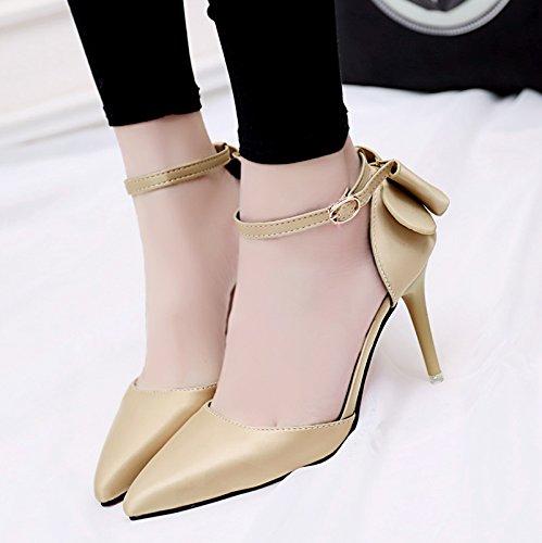 XY&GKSandales femmes talon d'été chaussures de mariage, talons, seul les chaussures, chaussures de femmes, avec de meilleurs services 39Golden