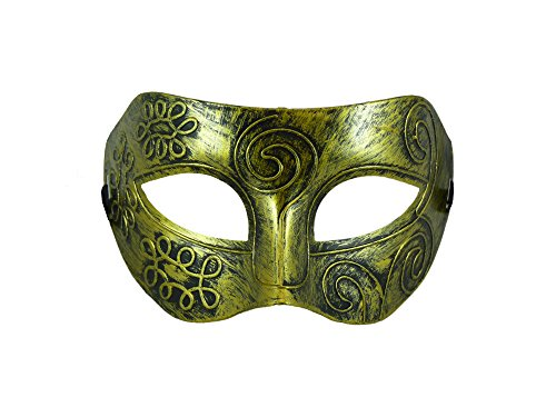 Imagen de trixes máscara dorada mascarada veneciana disfraces carnaval fiesta