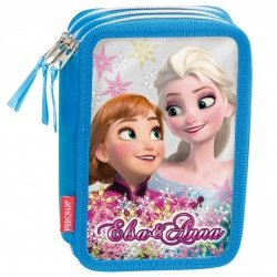 Plumier Frozen Disney triple por KIDS EUROSWAN