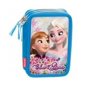 Plumier Frozen Disney triple