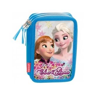 Plumier Frozen Disney triple
