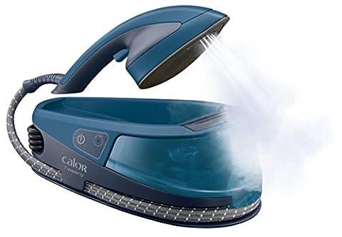 Calor NI5010C0 Tweeny 2 en 1 Fer vapeur/Défroisseur Bleu