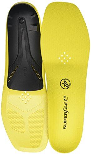 Superfeet Berry Premium - Plantilla para zapatos unisex, color naranja, G (47-49 EU)