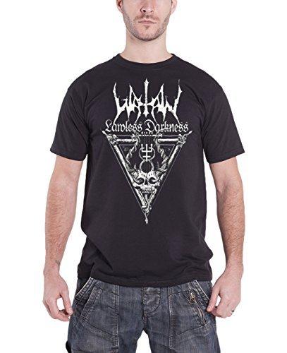 WATAIN - Top - Maniche corte - Uomo nero Large