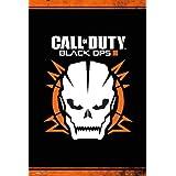 Póster Call of Duty Black Ops 3 - Skull - cartel económico, póster XXL