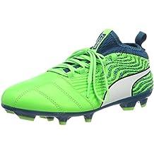 Puma One 18.3 FG Jr, Zapatillas de Fútbol Unisex para Niños