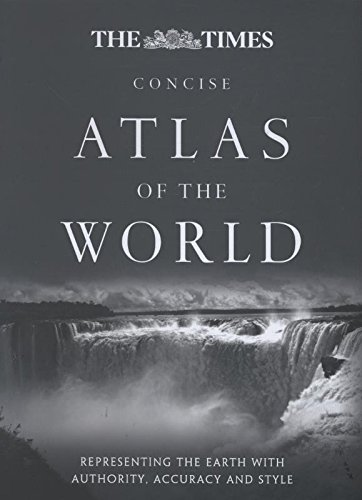 The Times Concise Atlas of the World (World Atlas)