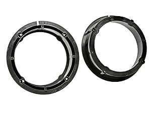 Lautsprecher Einbauset Ringe für VW Passat 3B 10//1996-10//2000 165mm