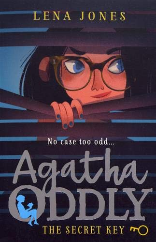 Agatha Oddly. The Secret Key por Lena Jones
