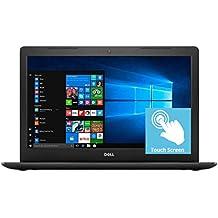 "2018 Flagship Dell Inspiron 15.6"" Full HD Touchscreen Business Laptop, 8th Intel Quad-Core I5-8250U 16GB DDR4 1TB HDD DVDRW MaxxAudio Pro Backlit Keyboard 802.11ac Bluetooth HDMI Webcam Win 10 (Black)"