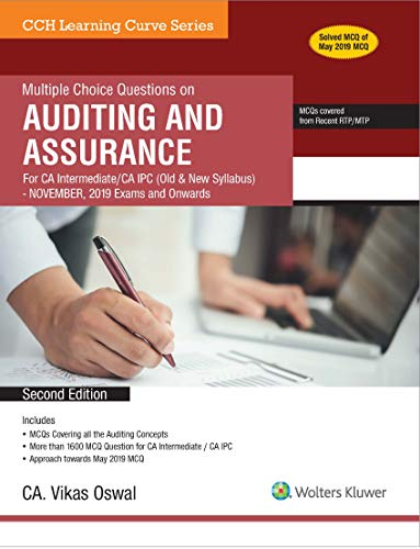 Multiple Choice Questions on Auditing and Assurance