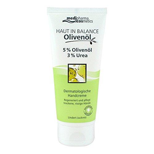 Dr. Theiss Naturwaren - Equilibre minéral de la peau - Crème pour les main dermatologique à l'huile d'olive - 100ml (Import Allemagne)