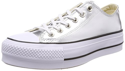 converse canvas mujer