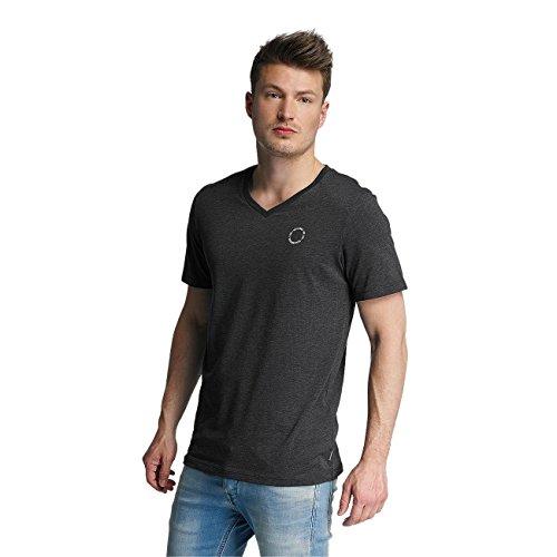 Jack & Jones Herren Oberteile / T-Shirt jcoTuff Schwarz