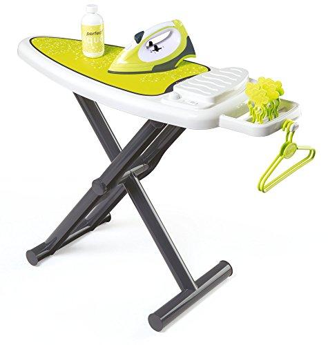 Preisvergleich Produktbild Smoby 330104 - Bügelbrett mit Bügeleisen