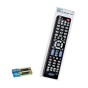 HQRP Télécommande pour Samsung J5500série 5ue32j5500ak/ue43j5500ak/ue48j5500ak 81,3cm 109,2cm 121,9cm Full HD LED Smart TV