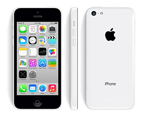 Apple iPhone 5C - 16GB White) - Unlocked Imported