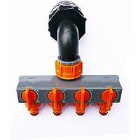 Generic dyhp-a10-code-3978-class-1-- c/w 4rubinetti rubinetto tubo connettore ose C Heavy Duty Gir) Adattatore a 4(2