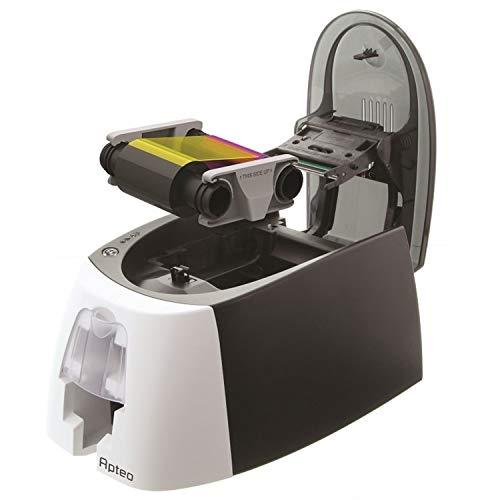 Evolis Apteo ( Badgy 200) Einseitig Id-Kartendrucker USB Startpackung Infocus Id