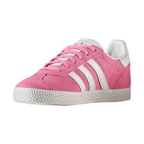 Scarpe Donna Adidas Gazelle Rosa e Blu. Sneaker Rossen/Ftwbla