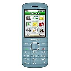 Adcom X21 (Elegance) Dual Sim Mobile- Blue