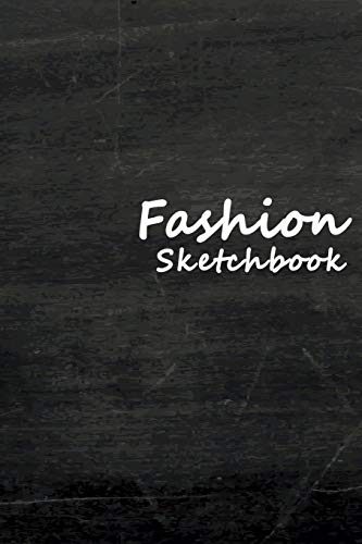Fashion Sketchbook: Easily sketch your fashion design with 100+ figure template por Lance Fashion