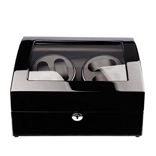 automatische-drehende-hlzerne-selbstaufziehende-uhrenbeweger-fr-rolex-automatikuhren