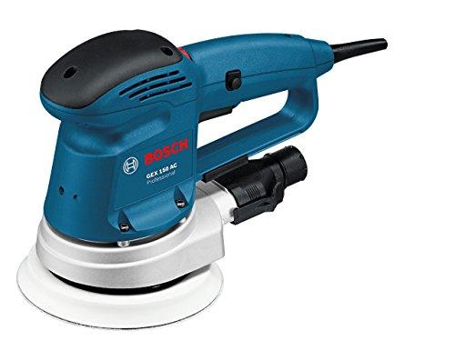 Bosch 0601372770 Ponceuse Orbit randonnée GEX150AC 150 mm 110 V
