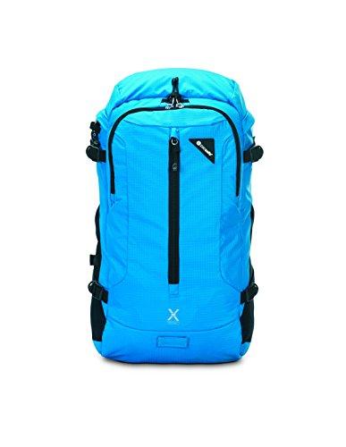 Pacsafe Venturesafe X22antifurto Adventure zaino, Hawaiian Blue (blu) - 60410 Hawaiian Blue