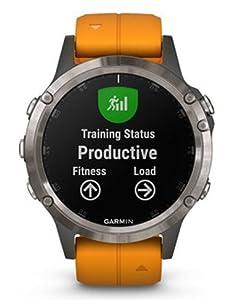 Garmin GPS-Multifunktionsuhr Fēnix 5 Plus Saphire Unbekannt (0) 0