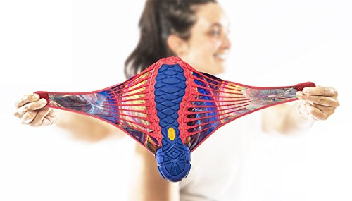 Vibram FiveFingers Furoshiki–Chaussures enveloppantes - Divers coloris Blue/Flower