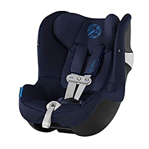 CYBEX Gold Kinder-Autositz Sirona M2 i-Size, Inkl. SensorSafe, Ab Geburt bis ca. 4 Jahre, Ab 45 cm bis ca. 105 cm (max. 19 kg), Ohne Base M