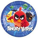 Amscan 9900927 – 8 planas Angry Birds
