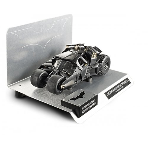 Hot Wheels Batmobile Tumbler The Dark Knight Trilogy 1:18 Limitert auf 5000 Stück