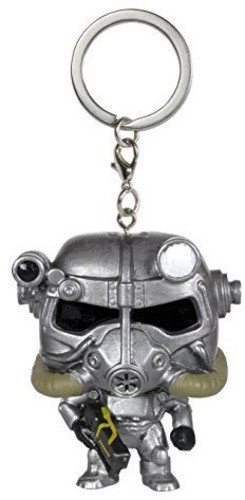 Funko 023194 Pocket Pop Fallout Power Armor Keychain - Power-keychain