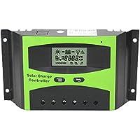 Y-SOLAR PWM solare 50A LCD Regolatore di carica 12V 24V con scarico Capacità di controllo (Outback Solare Del)