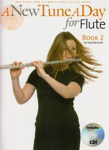A New Tune A Day: Flute - Book 2 (CD Edition): Bk. 2