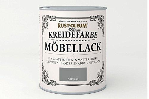 Rust-Oleum Eine Farbschicht genügt