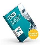 ESET Internet Security 2020 (Antivirus) - [Licencia de activación por correo]