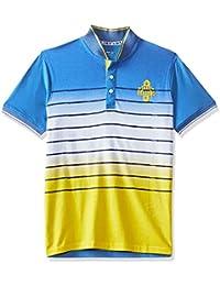 Poppers By Pantaloons Boys' Plain Regular Fit T-Shirt