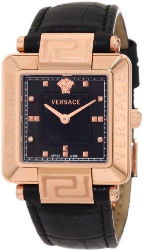 Versace 88Q80SD008 S009 - Reloj de Pulsera Mujer, Color Negro