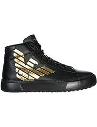 Armani it Borse Uomo Scarpe Amazon Da E Sneaker Nero vwH5gxvqa
