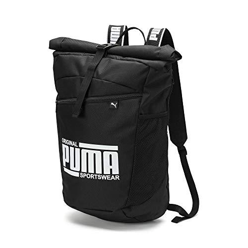 PUMA Unisex- Erwachsene Sole Backpack Rucksack, Black, OSFA