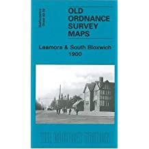 Leamore and South Bloxwich 1900: Staffordshire Sheet 63.02 (Old O.S. Maps of Staffordshire)