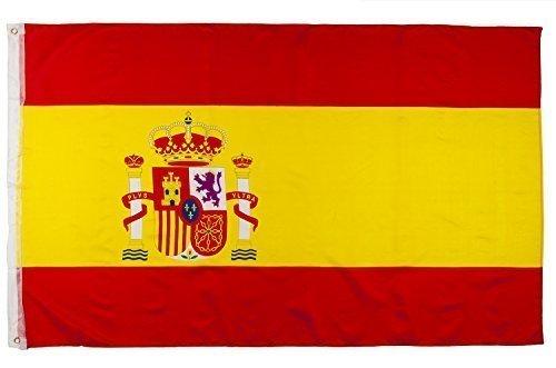 shenky Bandera Nacional - Diferentes países - 150 x 90 cm - España