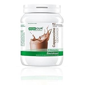 BCM Modicur Basis Cappuccino Schoko 1 Dose à 520g (24 Portionen/Eiweißshake/BCM BodyCellMass)