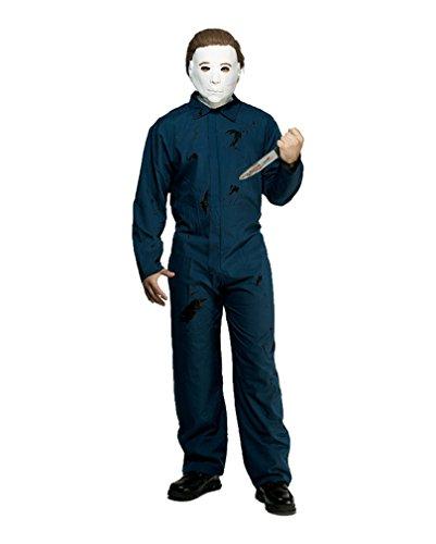 Michael Myers Halloween Overall als Lizenzkostüm