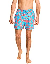 Zoggs Men's Plantlife Swim Shorts